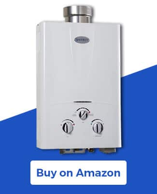 Marey RV Tankless Water Heater